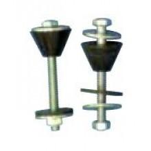 Jika Instalační sada pro montáž nádrže a WC mísy Cubito/Mio/Lyra, 1ks H8977720000001