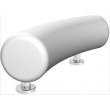 TEIKO Podhlavník k vaně, standard stříbrný V101190N00T10003
