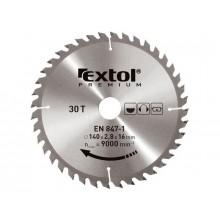 EXTOL PREMIUM kotouč pilový s SK plátky 115x1,3x22,2mm 8803203