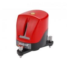 EXTOL PREMIUM laser liniový, křížový samonivelační LCL110 8823302