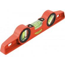 EXTOL PREMIUM vodováha kovová s magnety 250 mm, 8823890