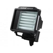 EXTOL PREMIUM světlo s úspornou zářivkou, přenosné, bez podstavce a kabelu 8862230