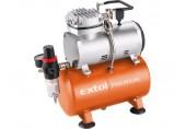 EXTOL PREMIUM AC-S3 kompresor 150W 8895300