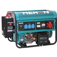 HERON EGM-60 AVR-3E Benzínový generátor, elektrický startér 8896114-AU1