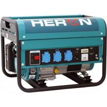 HERON EGM 30 AVR elektrocentrála benzínová 6,5HP / 2,8KW 8896116