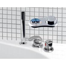 POLYSAN STREAM CLEAN desinfekční proplach + automatické napouštění vany
