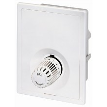 HEIMEIER Multibox K-RTL s termost. ventilem a omezovačem teploty, bílý 9301-00.800