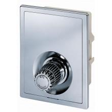 HEIMEIER Multibox K-RTL s termost. ventilem a omezovačem teploty, chrom 9301-00.801