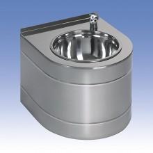 SANELA Nerezová pitná fontánka SLUN 14E s automaticky ovládaným výtokem 93141