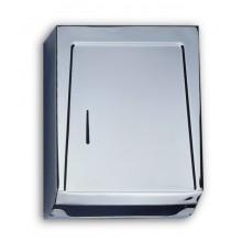 SANELA Nerezový zásobník na papírové ručníky SLZN 03, 340 x 270 x 110 mm, lesklý 95030