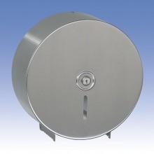 SANELA Nerezový zásobník na toaletní papír SLZN 37 (pr. 270 mm) 95370