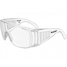 EXTOL CRAFT Brýle ochranné polykarbonát, čiré 97302