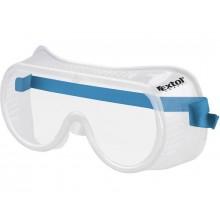 EXTOL CRAFT Brýle ochranné, přímo větrané 97303