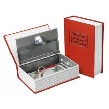 EXTOL CRAFT schránka bezpečnostní-knížka, 245x155x55mm 99025