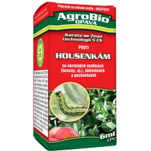 AgroBio KARATE proti housenkám 6 ml