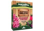 AgroBio TRUMF organominerální hnojivo - Rododendrony a hortenzie 1 kg