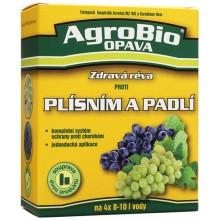 AgroBio Zdravá réva proti plísním a padlí 2x20 g + 1x10 ml