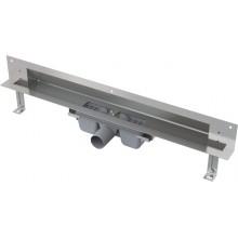 ALCAPLAST Spa odtokový systém pro zabudování do stěny, nerez lesk APZ5-EDEN-950