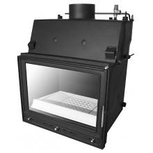 Lechma IRON RS 24 teplovodní krbová vložka 2,5 bar AQR-RS242