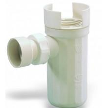"""ARISTON Samostatný sifon 1"""" pro pojistné ventily NUOS 877086"""