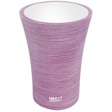 NIMCO ATRI pohárek na kartáčky fialový, AT5058-50