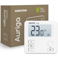 AURATON Auriga manuální termostat s nočním poklesem AUR00AUG00000