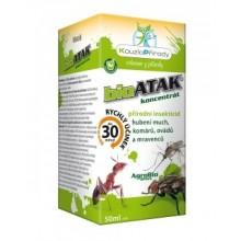 AgroBio KP bioATAK k hubení mravenců, much, komárů a ovádů, koncentrát 25 ml 002121