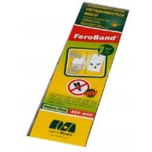 AgroBio PM FEROBAND Lepový pás potravinoví moli, 1ks 002178