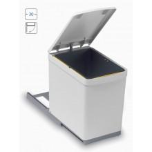ALVEUS ALBIO 10 odpadkový koš 1 x 16l na třídění odpadu
