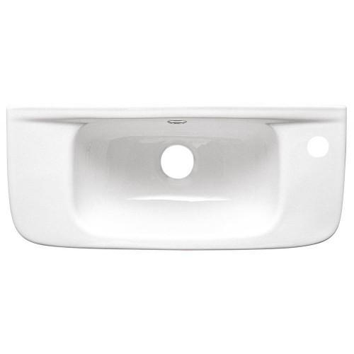 AQUALINE SMALL keramické umývátko 51x22cm, 10TP70051