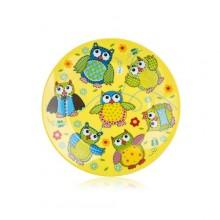 BANQUET OWLS Talíř dezertní dětský 20 cm 60301004