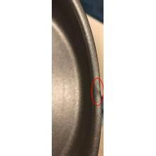 VÝPRODEJ Pánev G21 Gourmet Magic 28 cm s poklicí, nerez 60022153 MÍRNĚ POŠKOZENÁ!!!