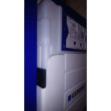 VÝPRODEJ Geberit Duofix montážní prvek pro závěsné WC, 112 cm, se splachovací nádržkou pod omítku Sigma 12 cm 111.300.00.5 KŘIVÉ!!!