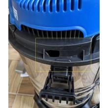 VÝPRODEJ SCHEPPACH ASP 30 ES - průmyslový vysavač na suché / mokré vysávání 30 l 5907709901 POŠKOZENÉ!!!!