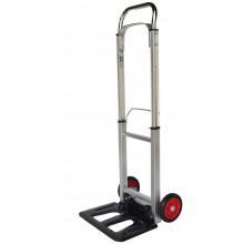 BECKFORD Vozík skládací hliníkový / rudl, 90 kg 07069971