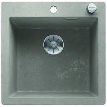 VÝPRODEJ BLANCO PLEON 5 InFino Silgranit Beton-Style s excentrem 525303 POŠKOZENÝ OBAL!!