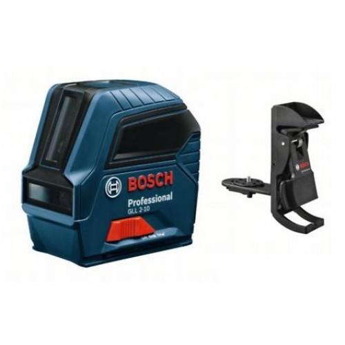 BOSCH GLL 2-10 Křížový laser+Držák 0.615.994.0JD
