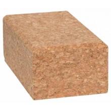 BOSCH Brusný špalík, 60 x 100 mm 2607000636