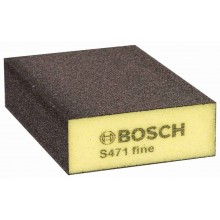 BOSCH Best for Flat and Edge Brusná houba, 68 x 97 x 27 mm, jemná 2608608226