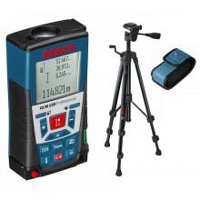 BOSCH GLM 150 laserový dálkoměr 0.601.072.000 + pouzdro + extra stativ BT 150