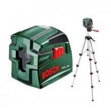 BOSCH PCL 10 set křížový laser 0.603.008.121