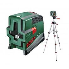 BOSCH PCL 20 křížový laser 0.603.008.221