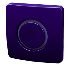 ELEKTROBOCK bezdrátový zvonek BZ10-7 modrý 1007elb
