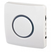 ELEKTROBOCK bezdrátový zvonek BZ10-1 bílý 1001elb