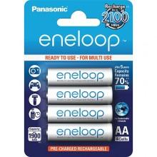 PANASONIC Nabíjecí tužkové baterie 2100c 3MCCE/4BE ENELOOP AA 4KS 35045041