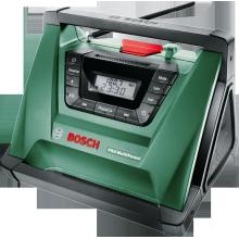BOSCH PRA MultiPower Akumulátorové rádio (bez aku a nabíječky) 0.603.9A9.000