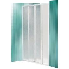 ROLTECHNIK Sprchové dveře posuvné CD4/1400 bílá / bark