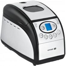 CONCEPT PC-5060 Pekárna chleba nerezová 12 programů pc5060