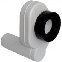 SAPHO pisoárový sifon, zadní, odsávací, odpad 50mm, plast CV1022