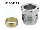 Danfoss Svěrné spojky pro měděná a přesná ocelová potrubí 013G4195 (1ks)
